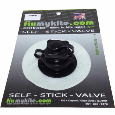 SELF STICK Cabrinha Airlock 1 screw valve Schraub Kite Bladder Reparatur Repair