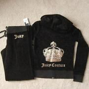 Juicy Couture Tracksuit Black