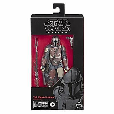 """Star Wars The Black Series The Mandalorian Toy 6"""" Collectible Action Figure"""