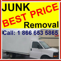 Guess what! ___We do junk removal!!!