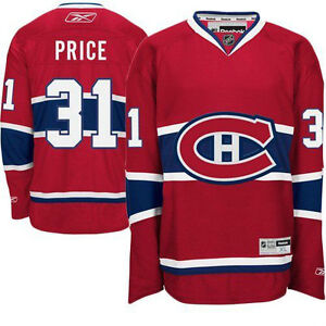 Brand New Carey Price Montreal Canadiens Jersey
