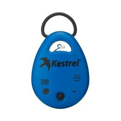 Kestrel Drop D3 Bluetooth Data Logger - Blue Factory Authorized Dealer