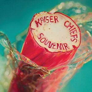 Kaiser Chiefs / Souvenir: Singles 2004-2012 (Best of / Greatest Hits) *NEW* CD
