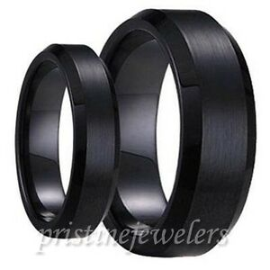 His And Hers Tungsten Wedding Bands
