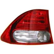 2009 Honda Civic Sedan Tail Lights