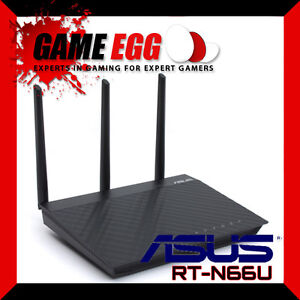 Asus-Dual-Band-Wireless-N-Gigabit-Router-900Mbps-802-11n-USB-RT-N66U