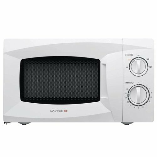 Daewoo Kor6l15 Manual Microwave Oven 20 L 700 W White