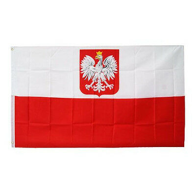 Polen Fahne 90x150 Poland Flag Polska Flaggen Fahnen Flagge