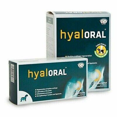 Hyaloral gel. Alimento complementario para perros. Razas grandes. 360 compr.