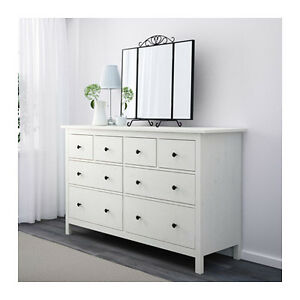IKEA Dresser and Side Tables