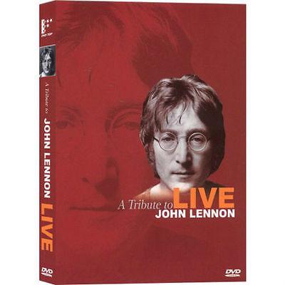A Tribute To John Lennon   Live Concert  1990  Dvd  New