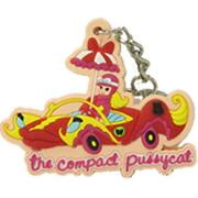 Novelty Car Keyrings