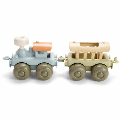 Dantoy BIO Fahrzeug-Set, Zug - Sandspielzeug Strandspielzeug