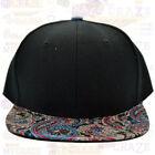 Snapback Hip Hop Floral Hats for Men