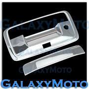 Silverado Tailgate Camera