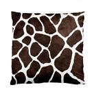 Giraffe Print Pillows