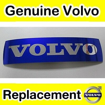 Genuine Volvo XC60 Replacement Adhesive Grille Logo Badge Emblem / Sticker