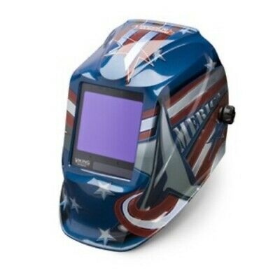 Lincoln Electric Viking 3350 All American Welding Helmet - K3175-3