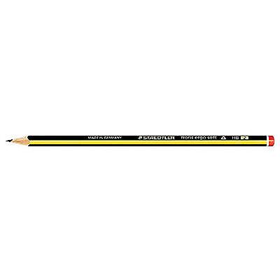 12 STAEDTLER Noris ergosoft 152 Bleistifte HB