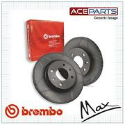 Renault Megane Front Brake Discs