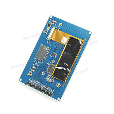 Lcd 5 Tft Ssd1963 Module Display Touch Panel Screen Pcb Adapter Build-in