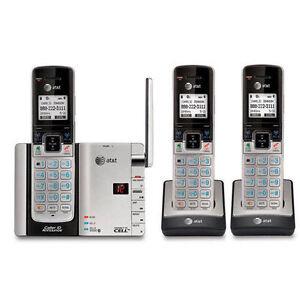 AT&T T&T TL92373 up to 12 Handsets w/ answering machine