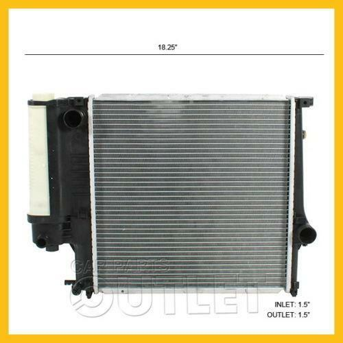 Bmw Z3 Coolant: BMW Z3 Radiator