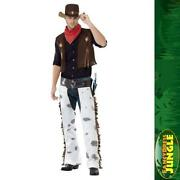 Cowboy Waistcoat