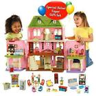 Fisher Price Doll House Toys