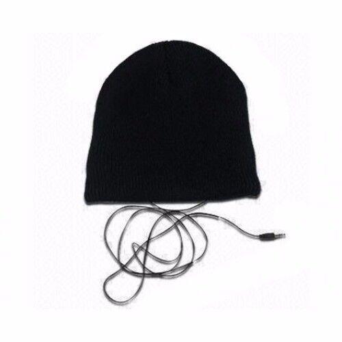 Hat With Headphones - Brand New - Kilmarnock Area