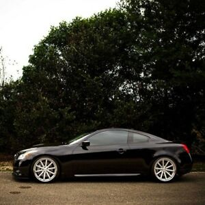 2008 black Infiniti g37s coupe for sale!!