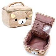 Rilakkuma Cosmetic Bag