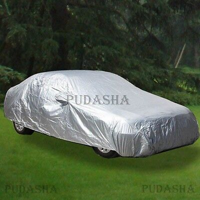Xl Large Full Size Car Cover Water   Dust   Uv   Dirt Proof Pcs3p