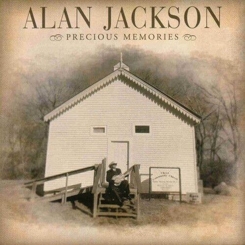Alan Jackson - Precious Memories [New CD]