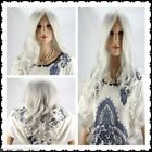 Silver Long Wigs & Hairpieces
