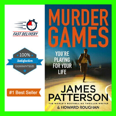 Murder Games (Instinct Series) by Patterson, James Book The Cheap Fast Free P.DF