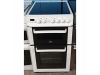 ZANUSSI FREE STANDING 50cm ELECTRIC COOKER,