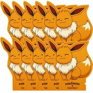 TONYMOLY-Eevee-Hand-Cream-Samples-Pokemon-Edition-10pcs-Seoul-Kosmetics