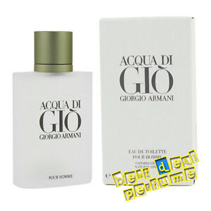 Acqua DI GIO BY Giorgio Armani 6 7 OZ EDT Spray FOR MEN NEW IN BOX 200ml Largest | eBay