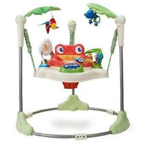7d9437652ee5 Fisher Price Jumperoo  Swings  Bouncers