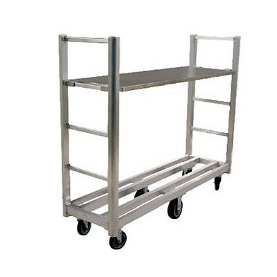New Age 95762 Single Platform U-boat Cart W 1500 Lb Capacity