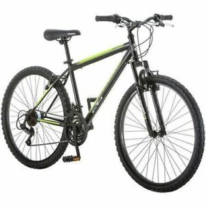 Mountain Bike Bicycle 26 Suspension Frame Full Shimano Mens 18 Speed Bikes NEW