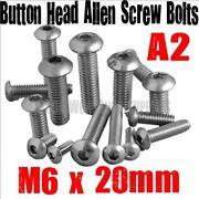 Button Head Bolts