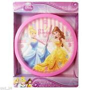 Disney Princess Clock