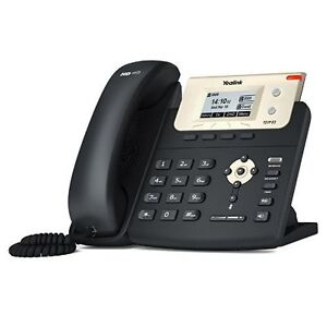 Yealink Voip 2 Line Ip Phone Sip - t21p E2 - BRAND NEW