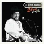 Live From Austin TX 84-Waylon Jennings-LP