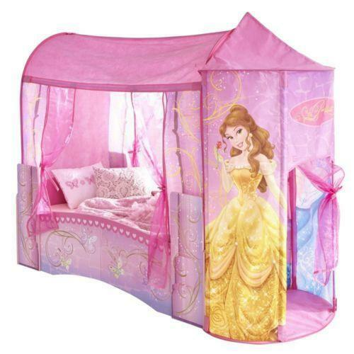 disney princess beds ebay. Black Bedroom Furniture Sets. Home Design Ideas