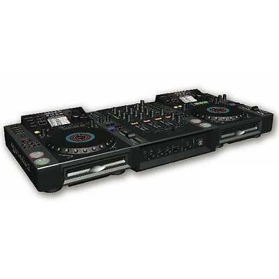 Gemini CDMP-7000 CD-Player Mixer DJ Mix Workstation DJ-Set Media-Controller