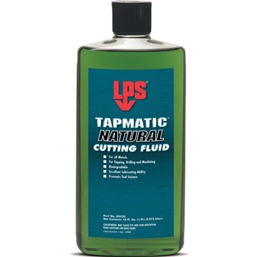 LPS Labs 44220 16 oz TAPMATIC®NATURAL Cutting Fluid