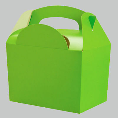 Lime Green Party Box - Great for Baby Showers, Gift Box, Wedding Favours,Parties